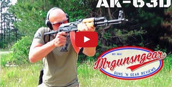 Century Arms AK63D Rifle Review