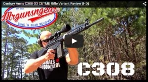 Century Arms C308 Rifle Review