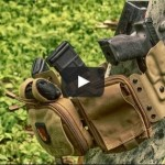 High Threat Concealment Low Profile System