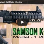Samson Manufacturing K-Rail Model 1 for AK-47
