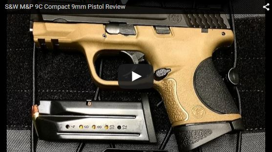 Smith Wesson MP9c Compact