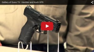 Heckler and Koch VP9