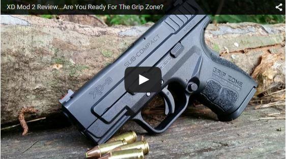 Springfield XD Mod 2 Pistol