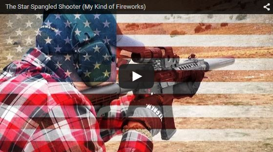 The Star-Spangled Banner - Gun Version