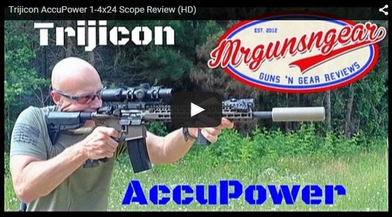 Trijicon AccuPower 1-4x