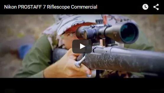Nikon PROSTAFF 7 Riflescope