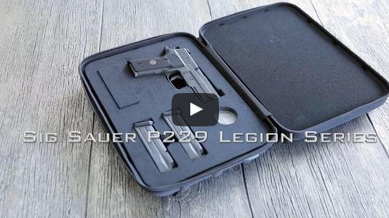 Sig Sauer P229 Legion Series
