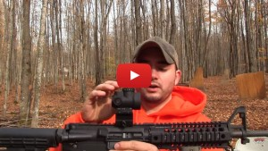Trijicon MRO Miniature Rifle Optic Torture Test