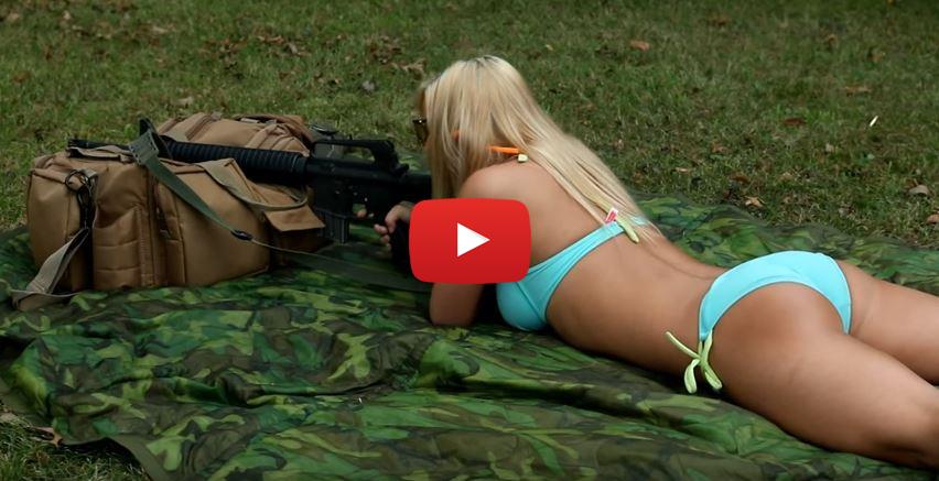 AR-15 Showdown - Jade vs Sammy