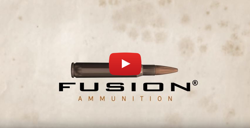 Federal Premium Fusion Rifle Ammunition
