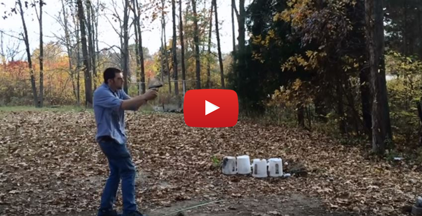 Flying Quick Draw from IWB Concealment