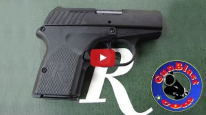 Remington RM380 Semi-Auto Micro-Pistol