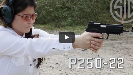 Sig P250-22