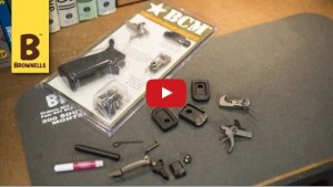 Gun Accessories at Brownells - Magpul, Agency Arms, XS Sights, BCM