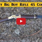 Henry Big Boy Lever Action Rifle 45 Colt