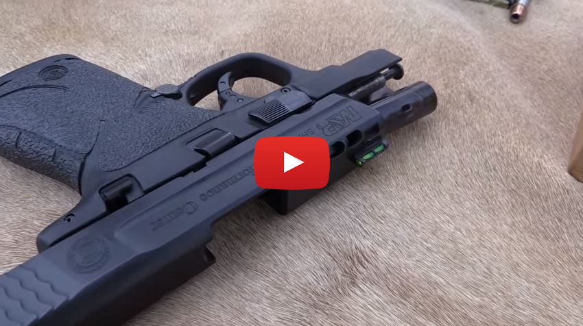 Smith Wesson Ported MP9 Shield