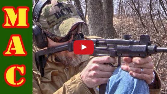 80s Firearms - UZI