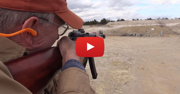 PPSh-41 Submachine Gun Range Demo