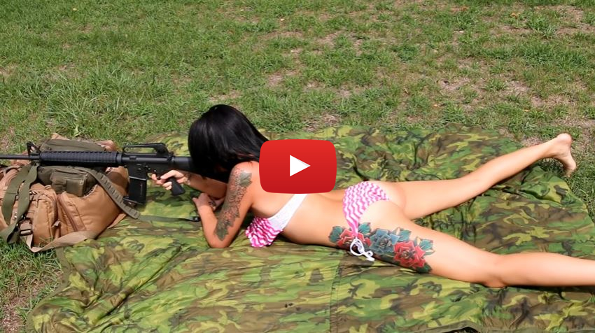 amanda-sue-vs-malinda-ar-15-rifle-showdown