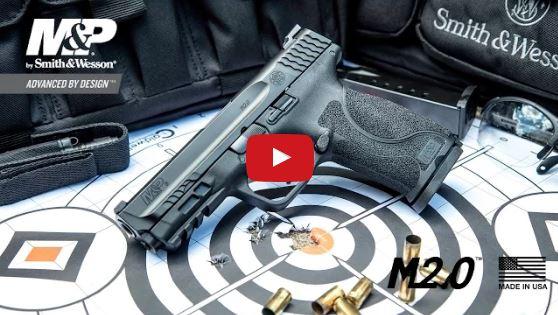 Smith Wesson MP M20 Pistol