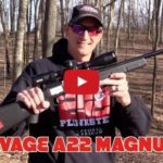 Savage A22 Magnum Rifle Review