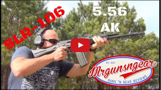 Arsenal SLR-106FR Review and Accuracy Test