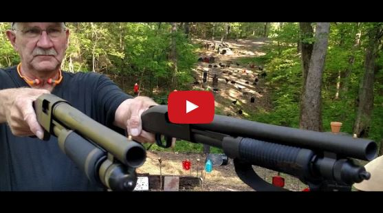 Mossberg 590 Shockwave 12 Gauge Shotgun