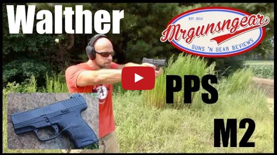Walther PPS M2 Review and Accuracy Test