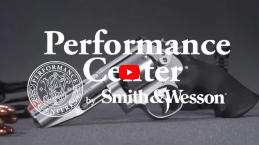 Smith & Wesson Performance Center Model 686 Revolver