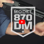 Remington Model 870 DM Shotgun