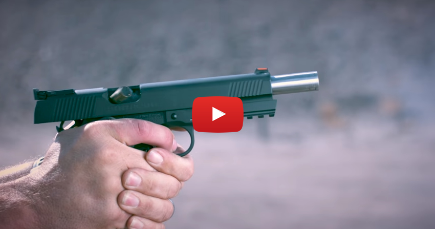 Springfield Armory 1911 TRP Operator in 10mm