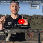 Desert Tech HTI 50 BMG Rifle Review