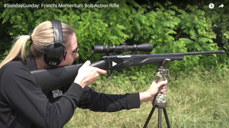 Franchi Momentum Bolt-Action Rifle