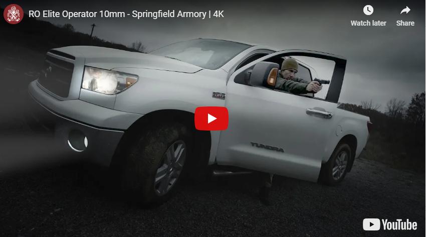 Springfield Armory RO Elite 10mm