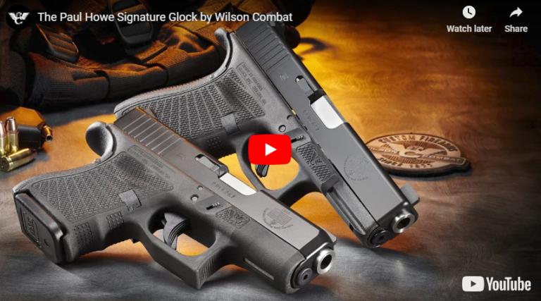 Wilson Combat Paul Howe Glock