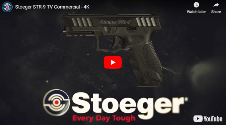 Stoeger STR-9 Stiker-Fired 9mm Pistol