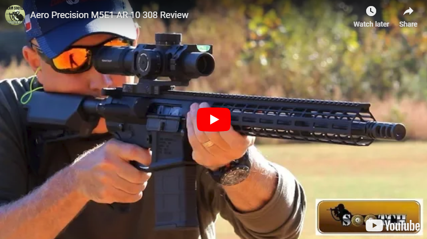 Aero Precision M5E1 308 Rifle Review