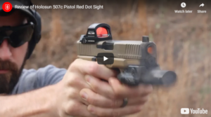 Holosun HS507C Micro Red Dot Review