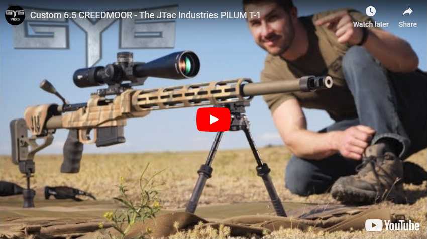 JTAC Industries PILUM T-1
