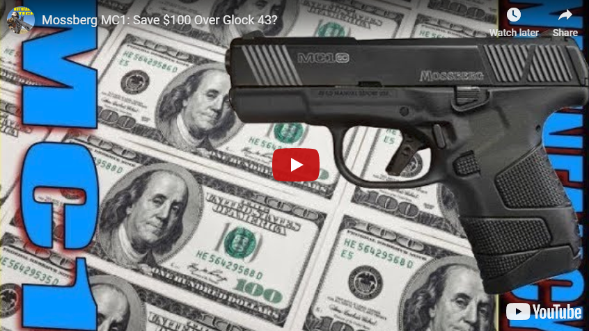 Mossberg SC1sc Subcompact 9mm Pistol Review