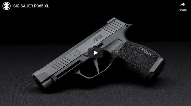 Sig P365 XL Pistol