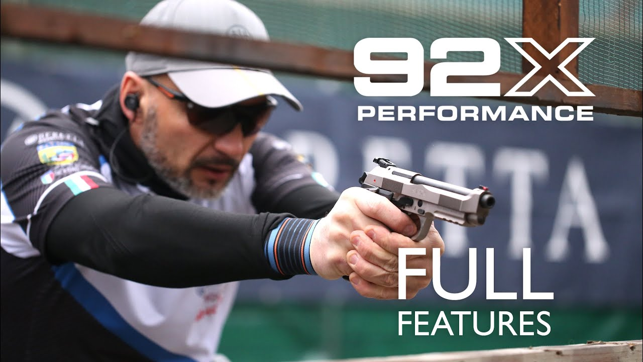 Beretta 92X Performance