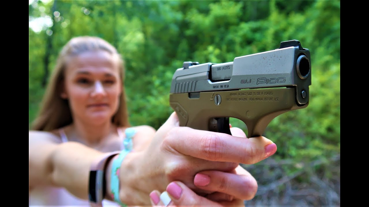 Beretta Pico from a Woman's Perspective