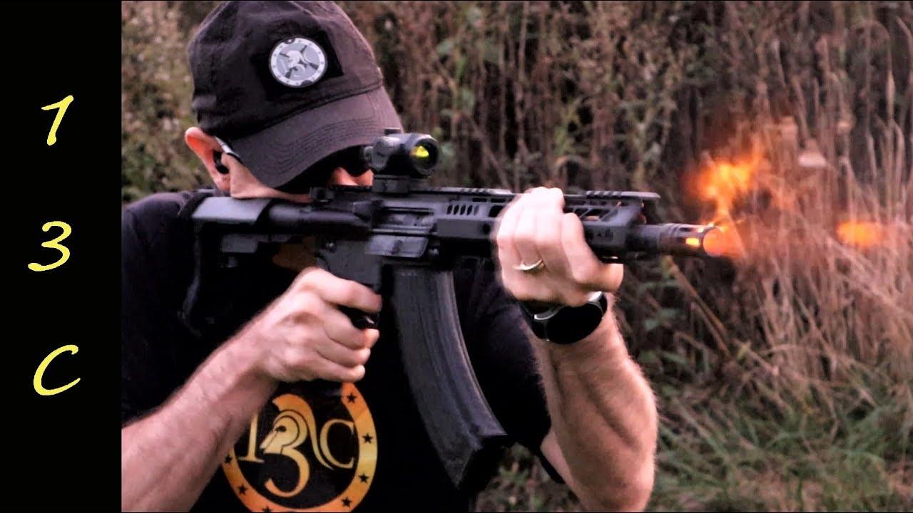 Palmetto State Armory PSA KS-47 Pistol Review